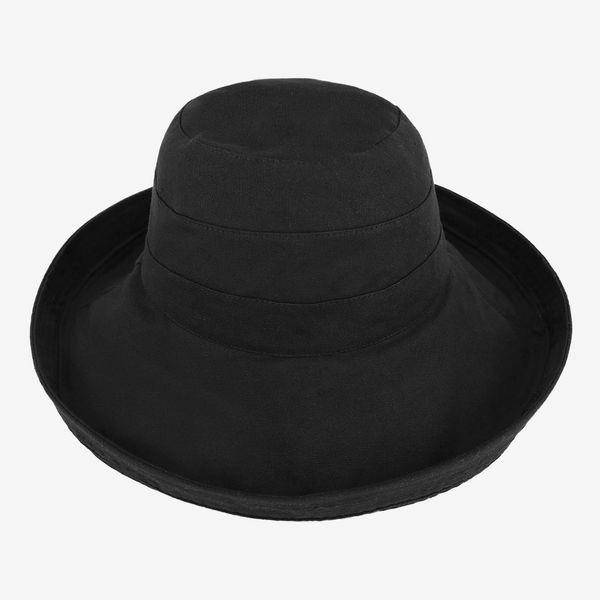 Simplicity - Chapeau de plage en coton pour femme - été