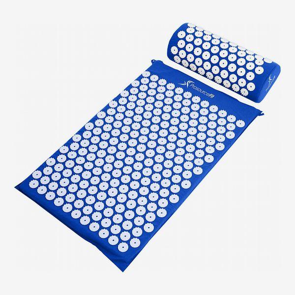 Ensemble tapis d'acupression et oreiller ProsourceFit