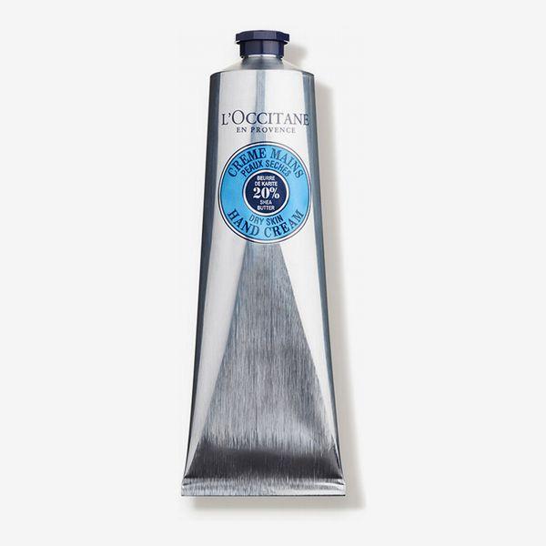 Crème pour les mains 20% de beurre de karité de L'Occitane, 5.2 fl. oz.