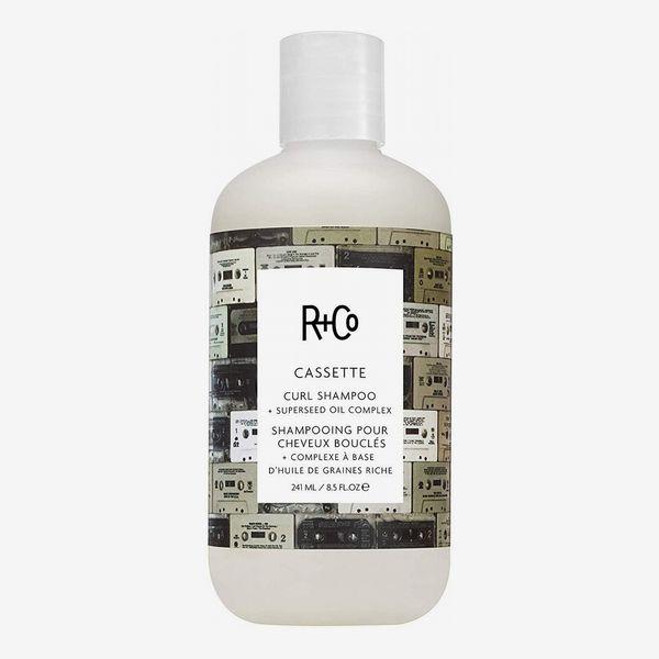 R+Co Cassette Curl Shampooing + Complexe d'huile de graines de tournesol
