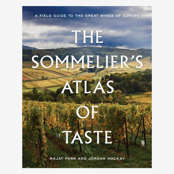 L'Atlas du goût du sommelier : Guide pratique des grands vins d'Europe
