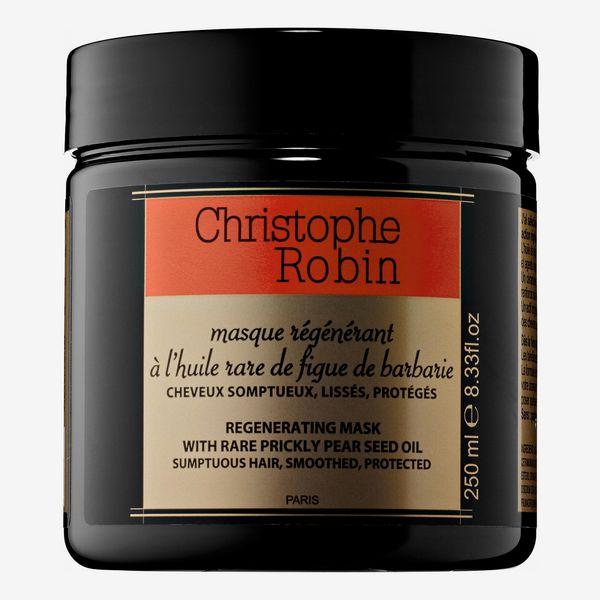 Masque régénérant Christophe Robin à l'huile rare de figue de barbarie