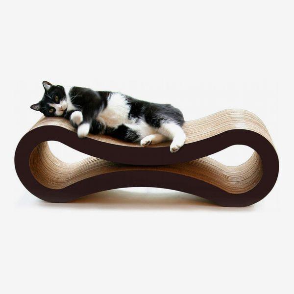 PetFusion Ultimate Cat-Scratcher Lounge (salon pour griffes de chat)