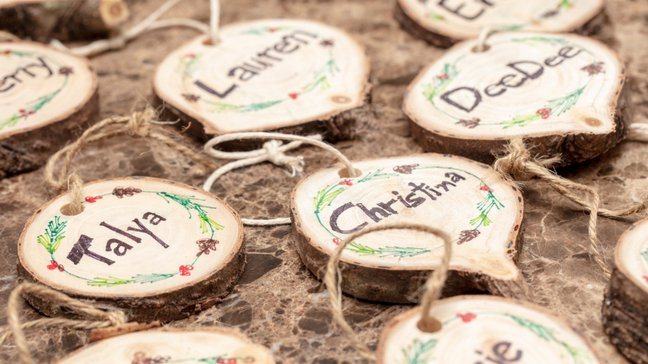 Affordable Gems : 55 idées de cadeaux de Noël bon marché - Décoration de Noël personnalisée