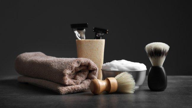 Affordable Gems : 55 idées de cadeaux de Noël bon marché - Trousse de toilette pour homme