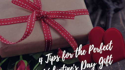 4 conseils pour le cadeau parfait de la Saint-Valentin | En vedette